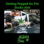Getting Popped for Pot Sucks Alot