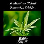 Medical vs Retail Cannabis Edibles