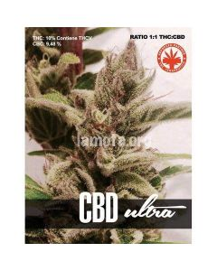Pure Seeds – CBD Ultra Marijuana Seeds