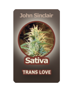 John Sinclair – Sativa Trans Love Cannabis Seeds