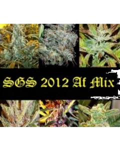 Secret Garden Seeds – AF Mix Cannabis Seeds