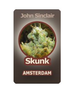 John Sinclair – Skunk Cannabis Seeds